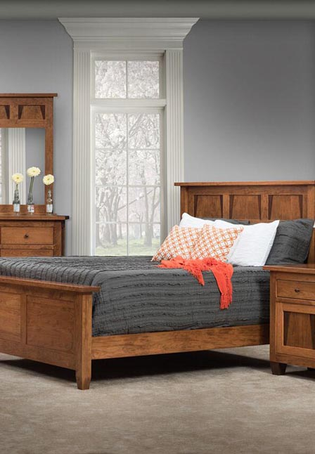 about american heirlooms bedroom furniture