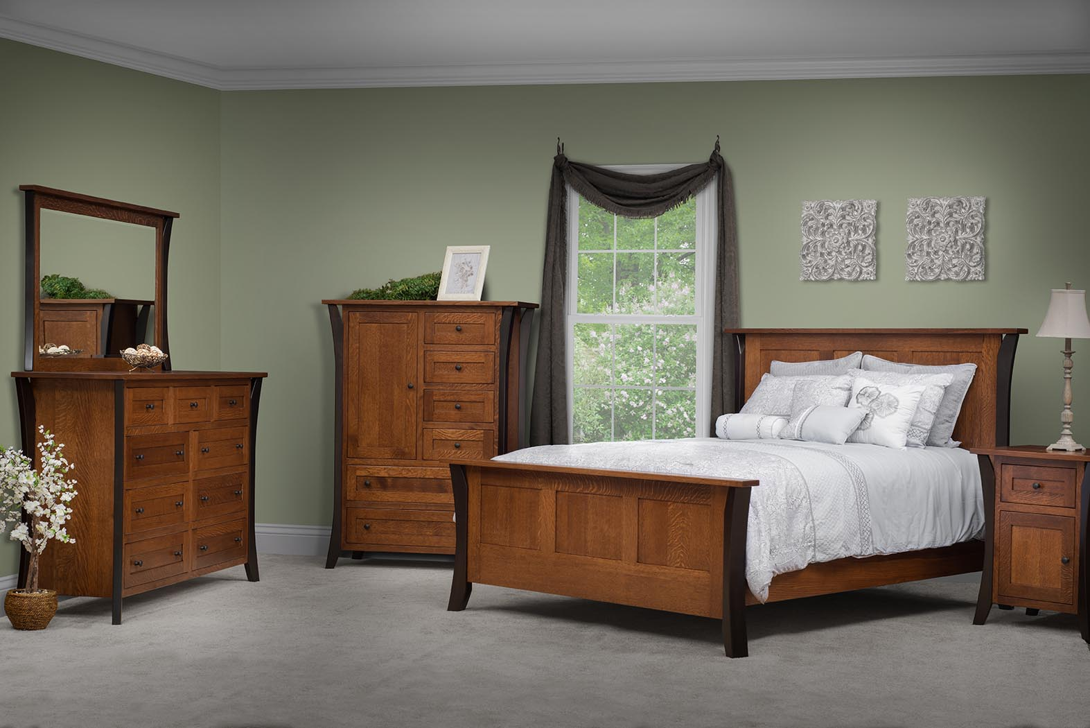 allegheny collection bedroom set