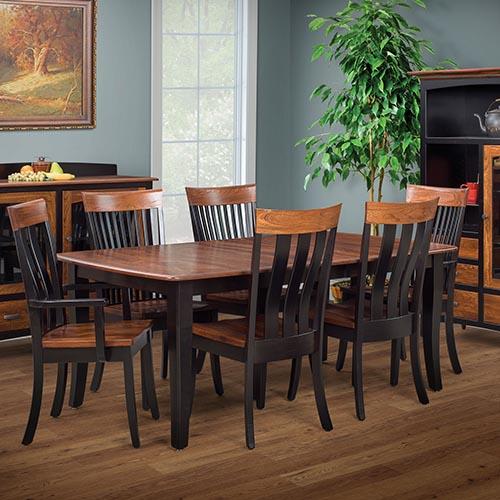belmont dining room set