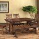 millcreek dining room set